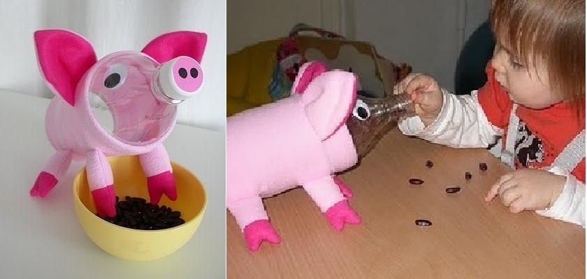 Как сделать игрушку ребенку самому