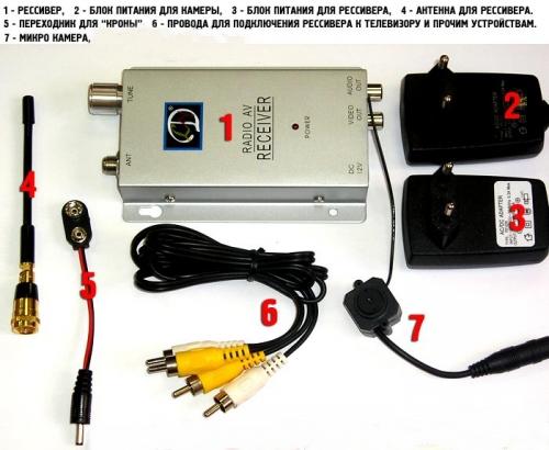 данному какой мне купить акумулятор до уличной видеокамеры собраны