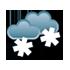 В Орле - Облачно и временами снег