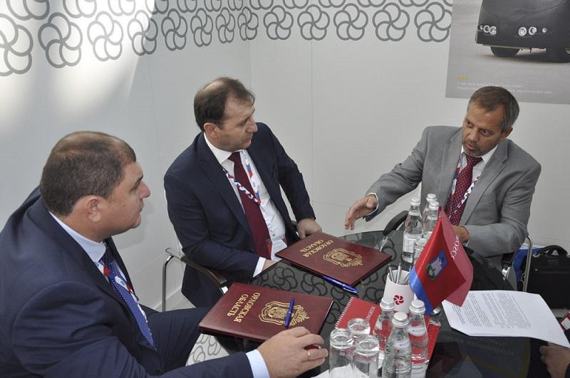 ВОрловской области появится межрегиональный транспортно-логистический оптово-распределительный центр