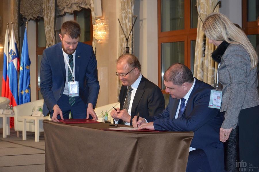 Вадим Потомский подписал сословенской «Рико» договор на400млневро