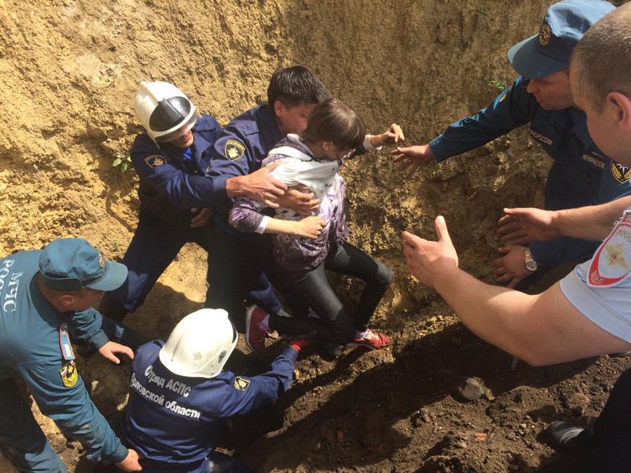 Детей, которые оказались заблокированными ворловской пещере, освободили— МЧС
