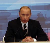 Пресс-конференция Владимира Путина 1 февраля 2007